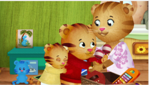 Daniel Tiger App for Parents